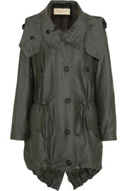 Burberry Brit Wool-blend parka