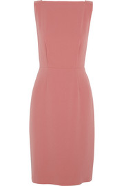 Burberry London Open-back crepe dress