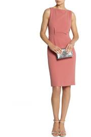 Burberry LondonOpen-back crepe dress