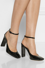 Reed Krakoff Atlas patent-leather pumps