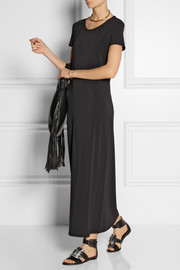 The Row Marylou stretch-matte jersey maxi dress