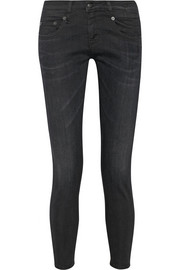 Boy Skinny low-rise jeans