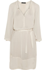 Étoile Isabel Marant Milly brushed-crepe dress