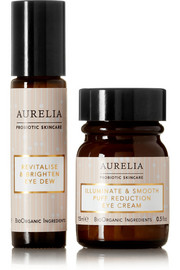 Aurelia Probiotic Skincare Eye Revitalising Duo, 10ml and 15ml