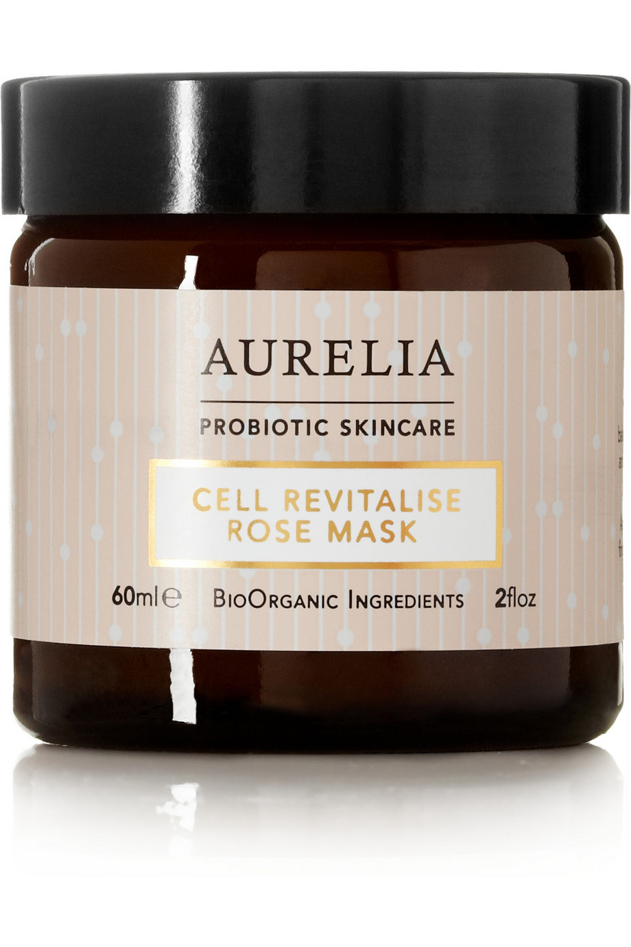Cell Revitalise Rose Mask, 60ml, by Aurelia Probiotic Skincare