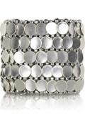 Philippe Audibert Silver disc bracelet