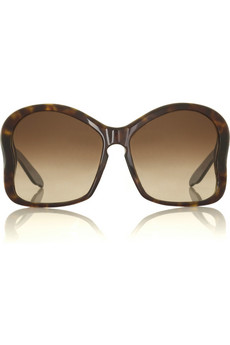 PradaButterfly frame sunglasses