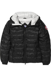 Canada Goose Camp Hoody quilted down coat