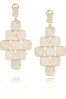 Anita Ko Diamond droplet earrings