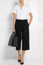 Victoria Beckham The Victoria matte-leather tote
