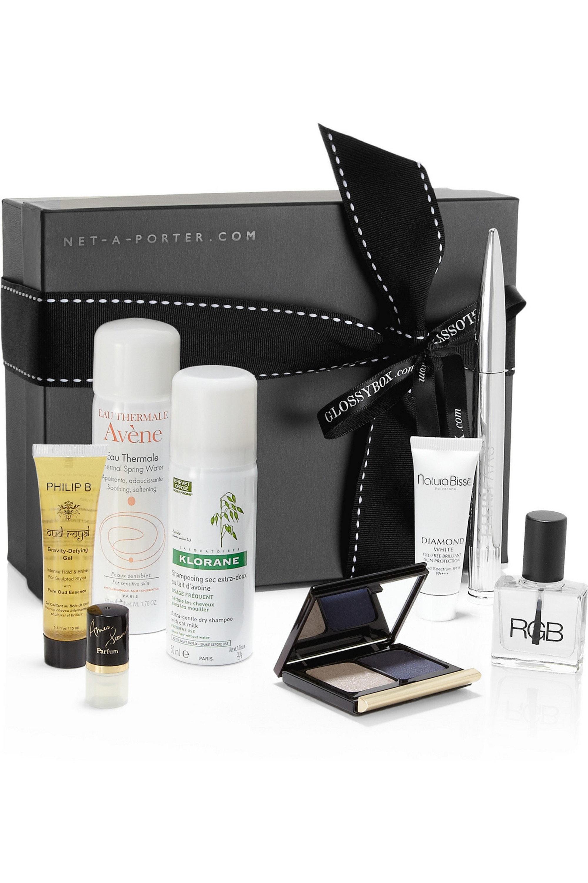 Glossybox for NET-A-PORTER.COM The Luxury Limited Edition Beauty Box