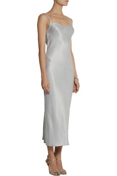 Galerry silk slip dress joseph