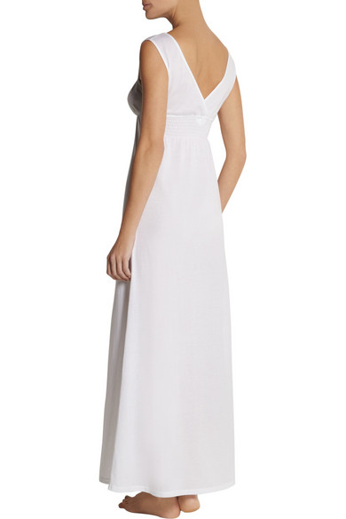 822586db05 Bodas. Cotton-jersey nightdress.  40. Zoom In