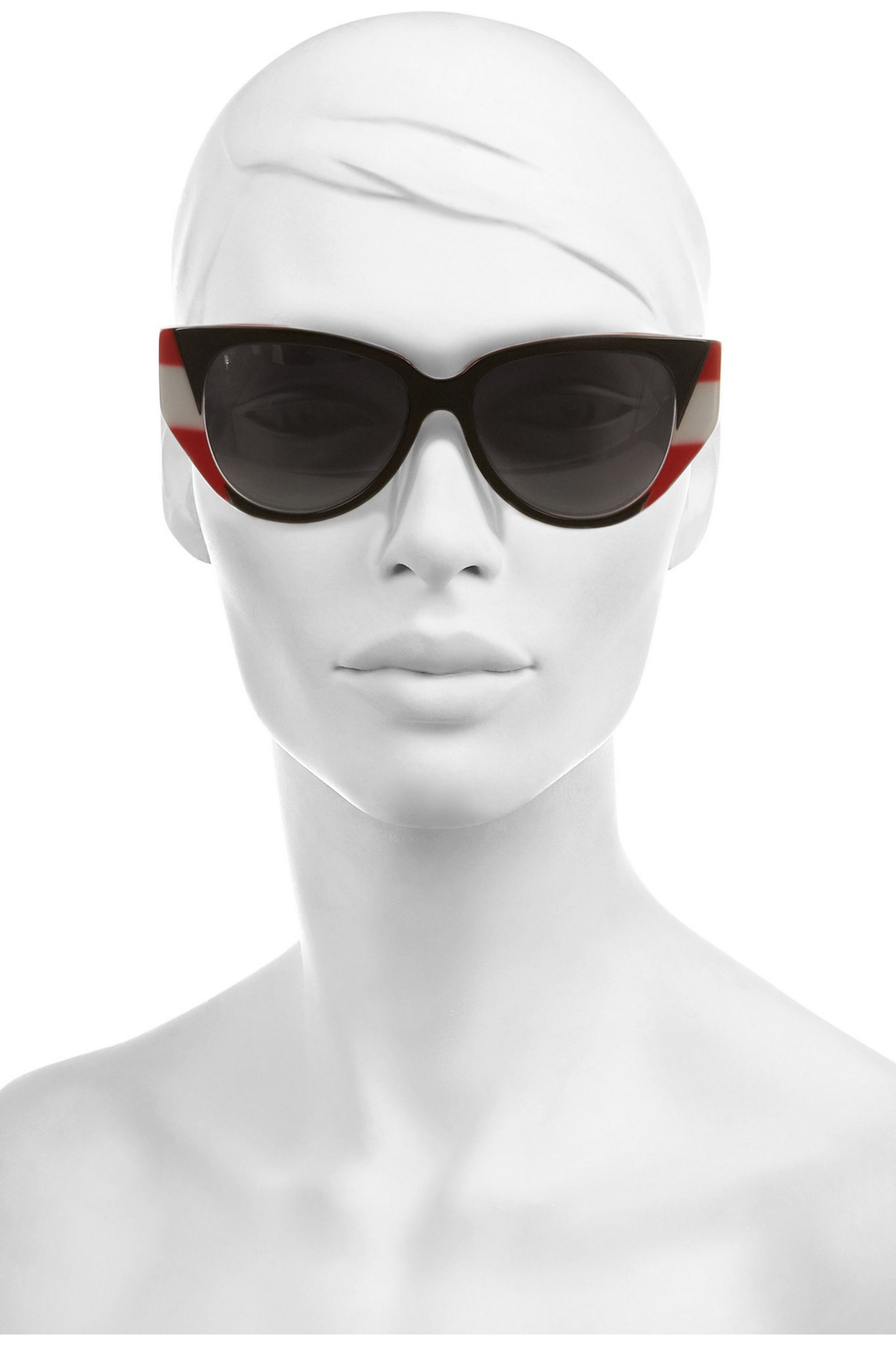 Marc by Marc Jacobs Cat eye acetate sunglasses