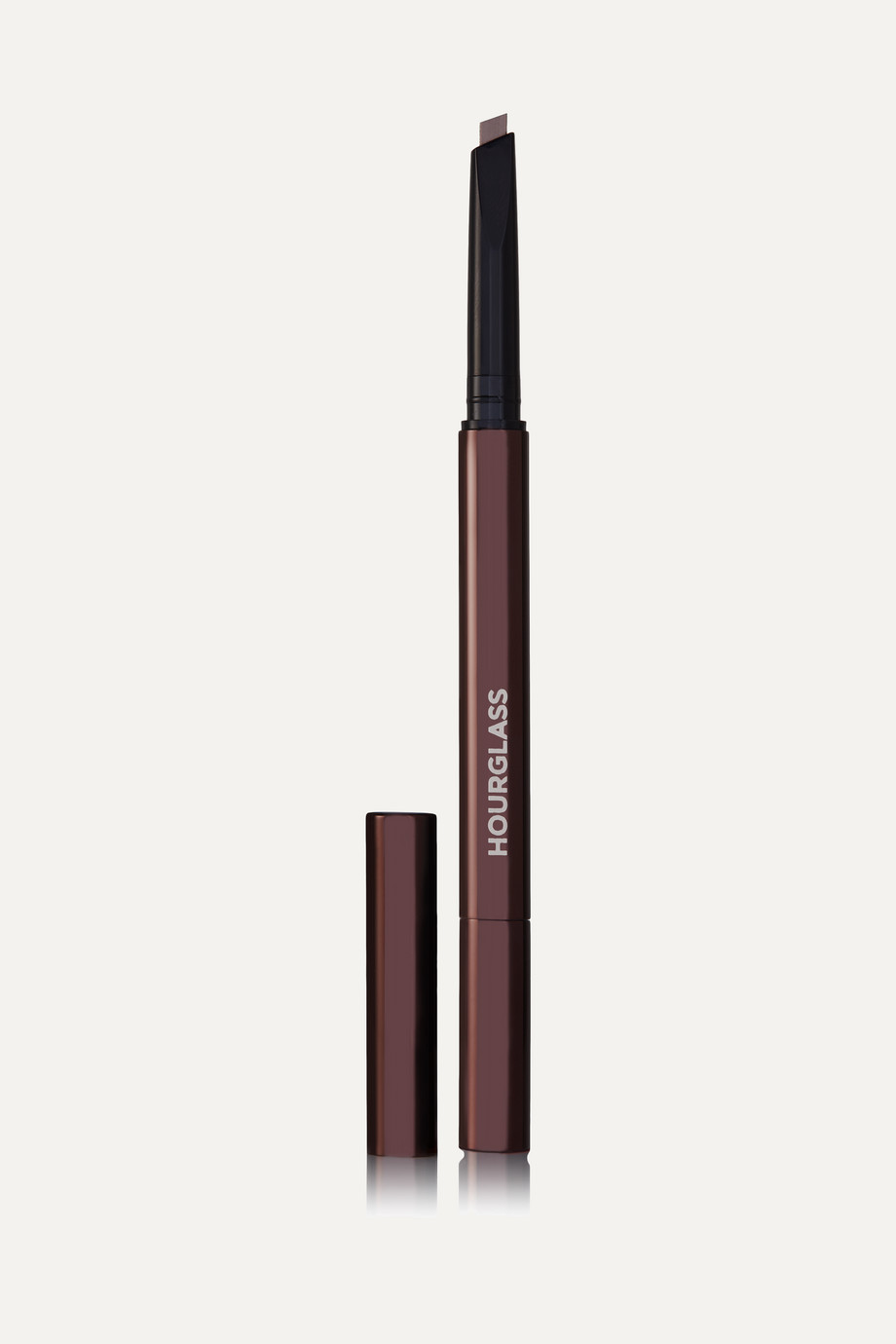 Hourglass Arch Brow Sculpting Pencil - Soft Brunette