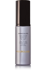 Hourglass Immaculate® Liquid Powder Foundation - Porcelain, 30ml