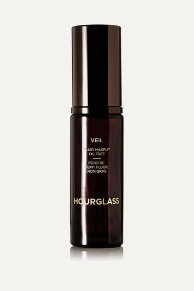 Veil Fluid Makeup Oil Free Broad Spectrum Spf 15 No. 5 - Warm Beige 1 Oz, Neutral