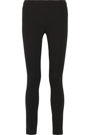Donna Karan New York Stretch-jersey leggings