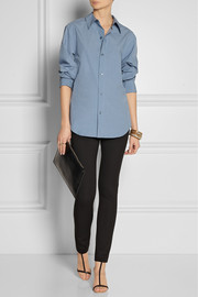 Donna Karan Stretch-jersey leggings
