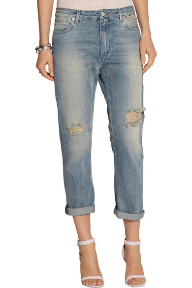 acne pop trash jeans
