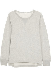 J.Crew Cotton-blend terry sweatshirt