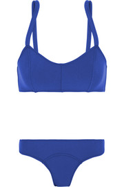 The Genevieve neoprene bikini