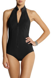 Lisa Marie Fernandez The Lisa Marie bonded swimsuit
