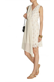 Anna Sui Ophelia crocheted lace dress