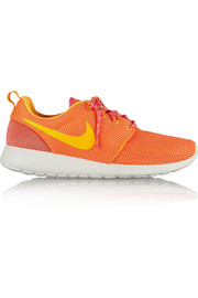 Roshe Run mesh sneakers
