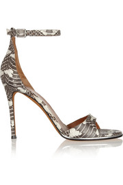 Givenchy Snake sandals