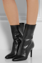 Tamara Mellon Rebel leather calf boots