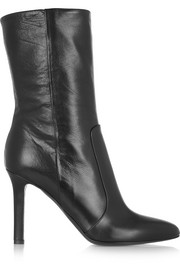 Rebel leather calf boots