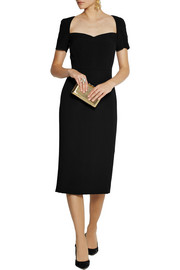 Dolce & Gabbana Crepe pencil dress