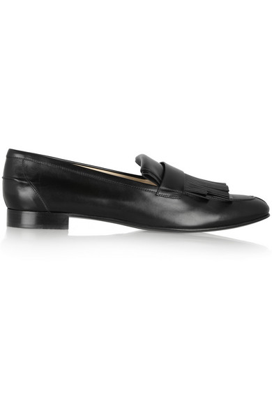 Fringed Loafers Net Tod's com A Leather Porter dUOdSwpq