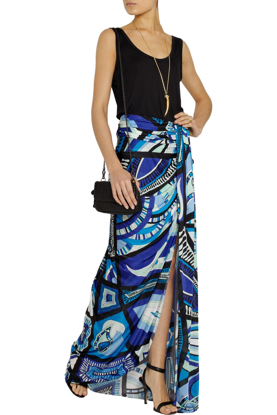 Emilio Pucci  outfit