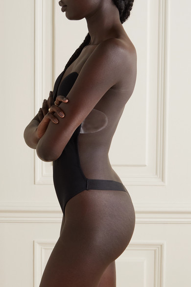 a280589143 Fashion Forms. U-Plunge self-adhesive backless thong bodysuit. £30. Zoom In