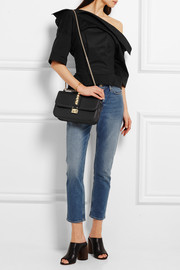 Valentino Glam Lock medium leather shoulder bag