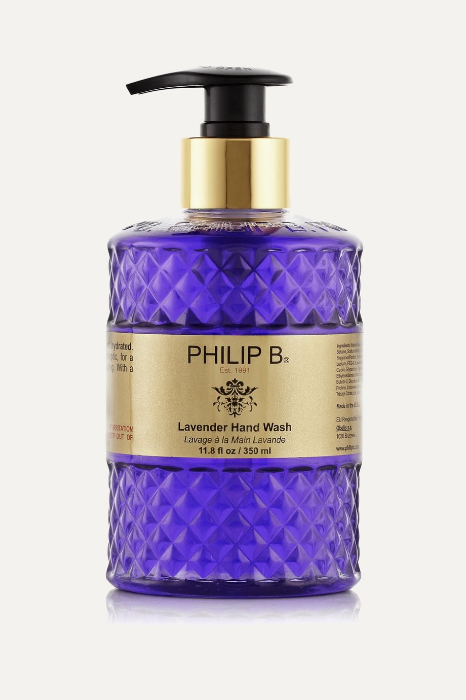 Philip B Lavender Hand Wash, 350ml