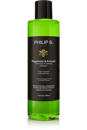 Peppermint and Avocado Volumizing & Clarifying Shampooo, 350ml