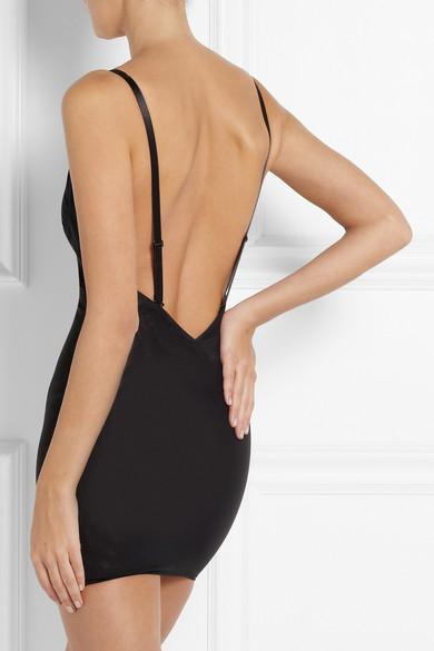 Rita Shaping Slip - Black dMondaine Buy Cheap 100% Authentic Hot Sale Cheap Price Eyb0uAN5