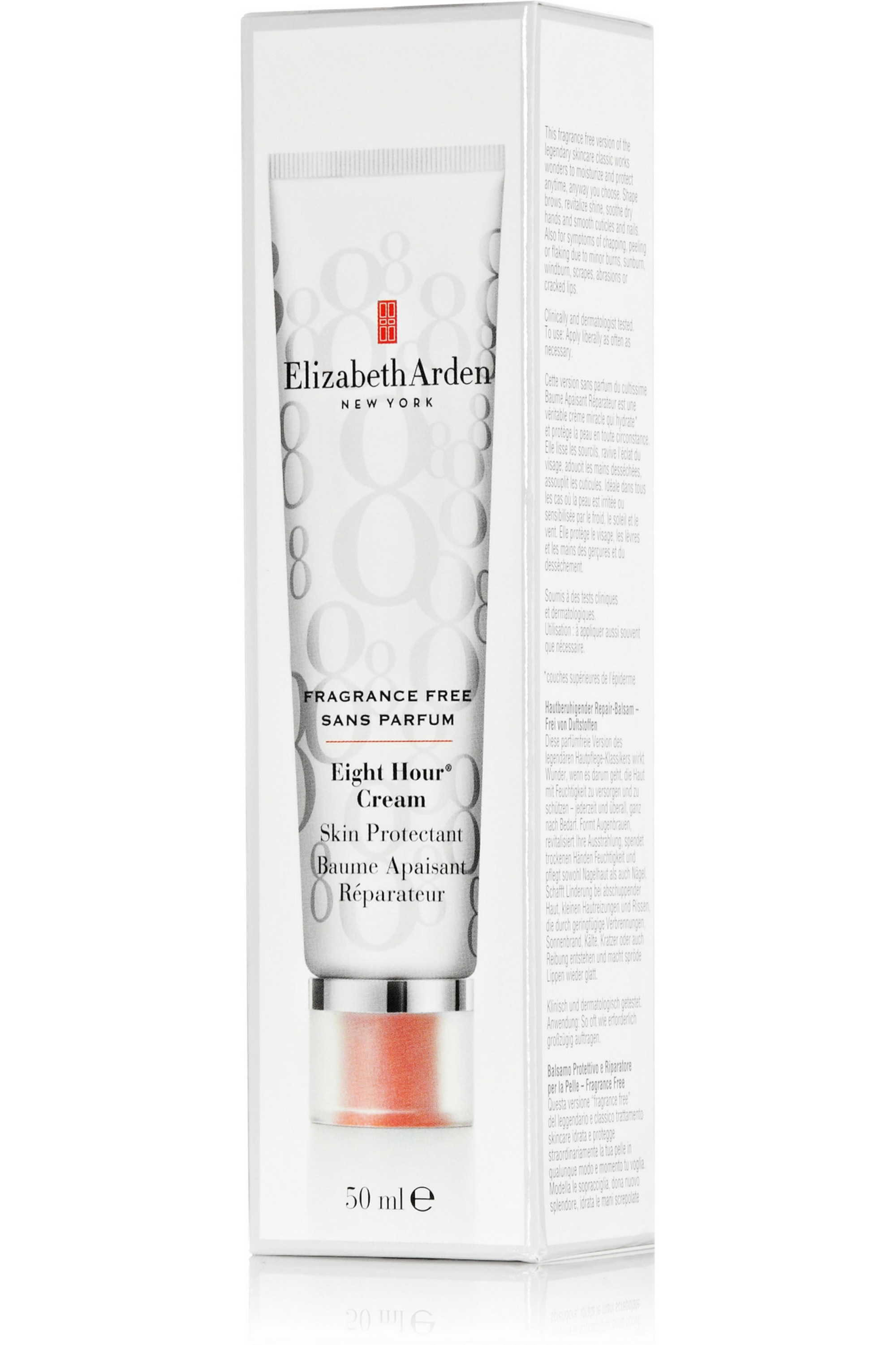 Elizabeth Arden Eight Hour® Cream Skin Protectant Fragrance Free, 50g