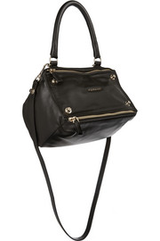 Givenchy Small Pandora bag in black leather