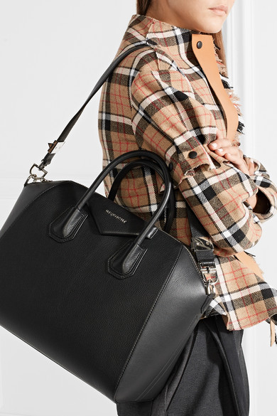 01244550515e Givenchy | Antigona medium leather tote | NET-A-PORTER.COM