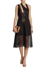 Stella McCartney Caroline cutout lace dress