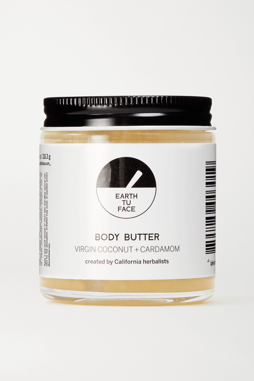 Earth Tu Face Coconut Body Butter, 99g