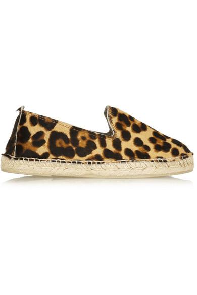 Sale alerts for Accra leopard-print calf hair espadrilles Manebi - Covvet