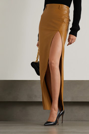 Gianvito Rossi 105 leather pumps