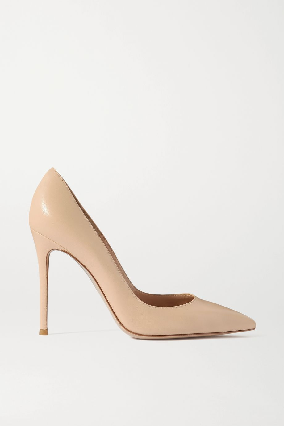 Gianvito Rossi 105 Pumps aus Leder