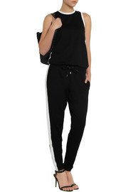 Karl Lagerfeld Megan stretch-jersey jumpsuit