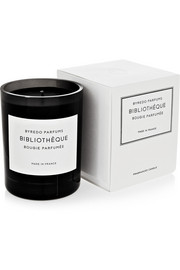 Bibliothèque scented candle